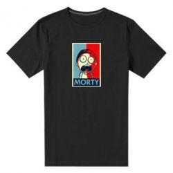 Чоловіча стрейчева футболка Morti
