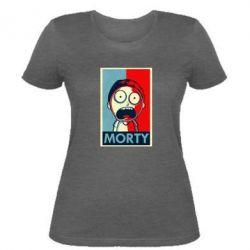 Жіноча футболка Morti