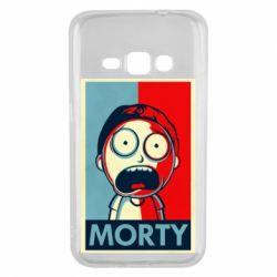 Чохол для Samsung J1 2016 Morti