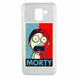 Чохол для Samsung J6 Morti