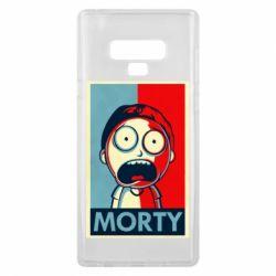 Чохол для Samsung Note 9 Morti