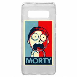 Чохол для Samsung S10+ Morti