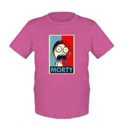 Дитяча футболка Morti