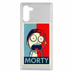 Чохол для Samsung Note 10 Morti