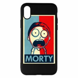Чохол для iPhone X/Xs Morti