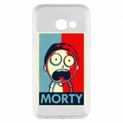 Чохол для Samsung A3 2017 Morti