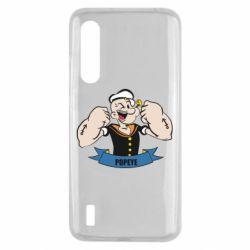 Чехол для Xiaomi Mi9 Lite Моряк Папай