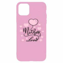 Чохол для iPhone 11 Pro Max Mother love and balloon