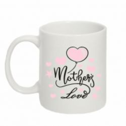 Кружка 320ml Mother love and balloon