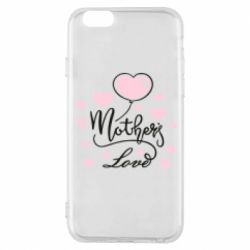 Чохол для iPhone 6/6S Mother love and balloon