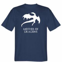 Мужская футболка Mother of dragons 1