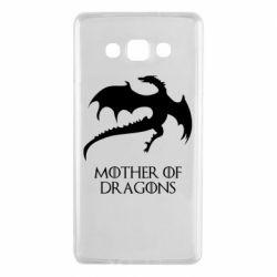 Чехол для Samsung A7 2015 Mother of dragons 1
