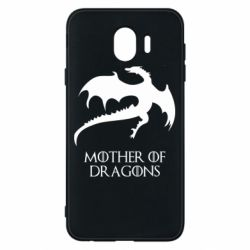 Чехол для Samsung J4 Mother of dragons 1