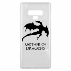 Чехол для Samsung Note 9 Mother of dragons 1