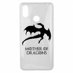 Чехол для Xiaomi Mi Max 3 Mother of dragons 1