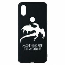 Чехол для Xiaomi Mi Mix 3 Mother of dragons 1