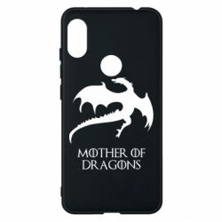 Чехол для Xiaomi Redmi Note 6 Pro Mother of dragons 1