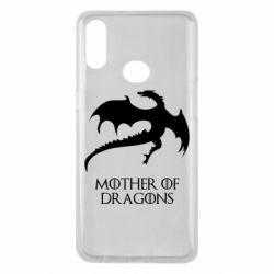 Чехол для Samsung A10s Mother of dragons 1