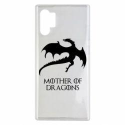 Чехол для Samsung Note 10 Plus Mother of dragons 1