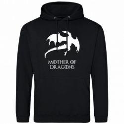 Мужская толстовка Mother of dragons 1
