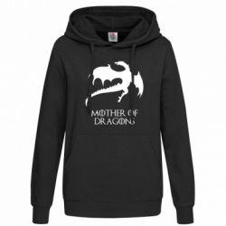 Женская толстовка Mother of dragons 1