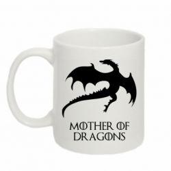 Кружка 320ml Mother of dragons 1