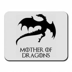 Коврик для мыши Mother of dragons 1