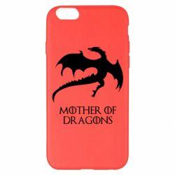Чехол для iPhone 6 Plus/6S Plus Mother of dragons 1