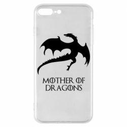 Чехол для iPhone 7 Plus Mother of dragons 1