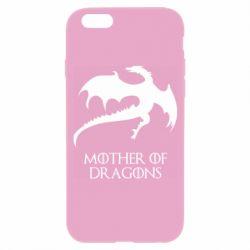 Чехол для iPhone 6/6S Mother of dragons 1