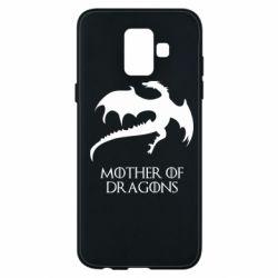 Чехол для Samsung A6 2018 Mother of dragons 1