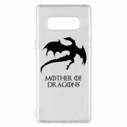 Чехол для Samsung Note 8 Mother of dragons 1