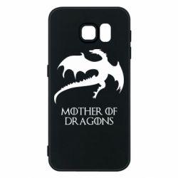 Чехол для Samsung S6 Mother of dragons 1