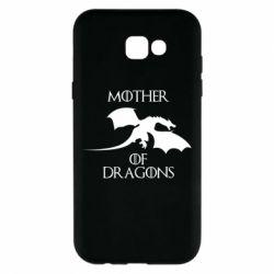 Чехол для Samsung A7 2017 Mother Of Dragons - FatLine