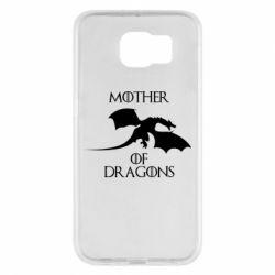 Чехол для Samsung S6 Mother Of Dragons - FatLine