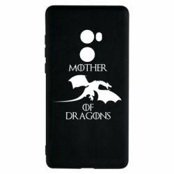 Чехол для Xiaomi Mi Mix 2 Mother Of Dragons - FatLine