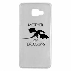 Чехол для Samsung A7 2016 Mother Of Dragons - FatLine
