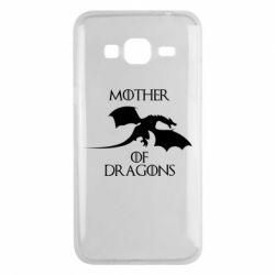 Чехол для Samsung J3 2016 Mother Of Dragons - FatLine