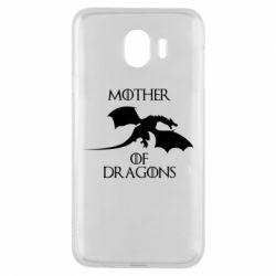Чехол для Samsung J4 Mother Of Dragons - FatLine