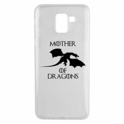 Чехол для Samsung J6 Mother Of Dragons - FatLine