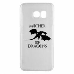 Чехол для Samsung S6 EDGE Mother Of Dragons - FatLine
