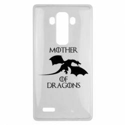 Чехол для LG G4 Mother Of Dragons - FatLine