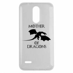 Чехол для LG K7 2017 Mother Of Dragons - FatLine