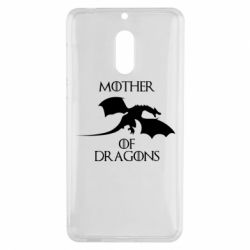 Чехол для Nokia 6 Mother Of Dragons - FatLine