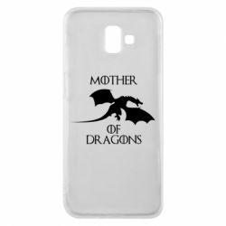 Чехол для Samsung J6 Plus 2018 Mother Of Dragons - FatLine