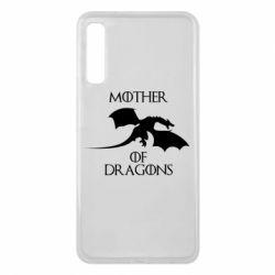 Чехол для Samsung A7 2018 Mother Of Dragons - FatLine