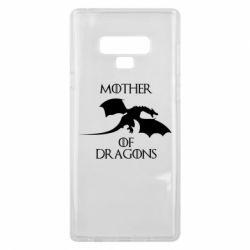 Чехол для Samsung Note 9 Mother Of Dragons - FatLine