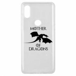 Чехол для Xiaomi Mi Mix 3 Mother Of Dragons - FatLine