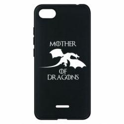 Чехол для Xiaomi Redmi 6A Mother Of Dragons - FatLine