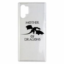 Чохол для Samsung Note 10 Plus Mother Of Dragons